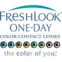 Ciba Vision FreshLook® ONE-DAY® 10 Green Blend