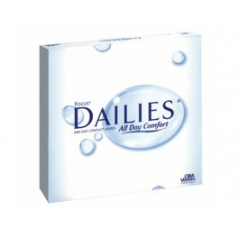 Alcon Focus® DAILIES® ALL DAY COMFORT 90